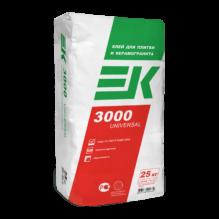 Клеевые смеси EK для плитки